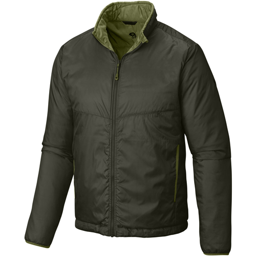 photo: Mountain Hardwear Switch Flip Jacket synthetic insulated jacket