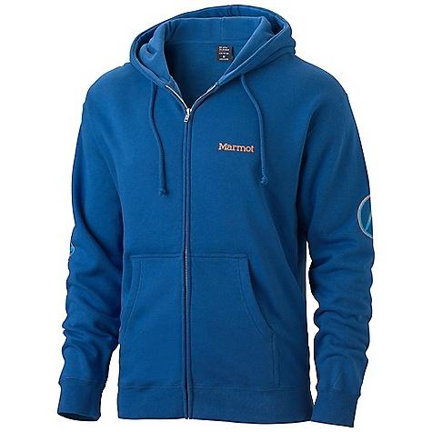 photo: Marmot Interval Hoody fleece jacket
