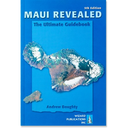 Wizard Publications Maui Revealed - The Ultimate Guidebook