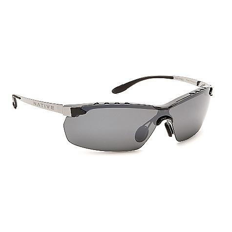 photo: Native Eyewear Frisco sport sunglass