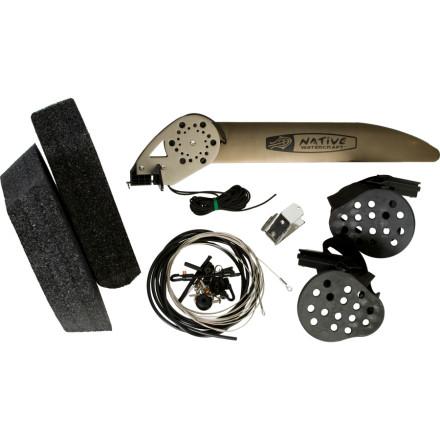 Native Watercraft Ultimate Rudder Kit