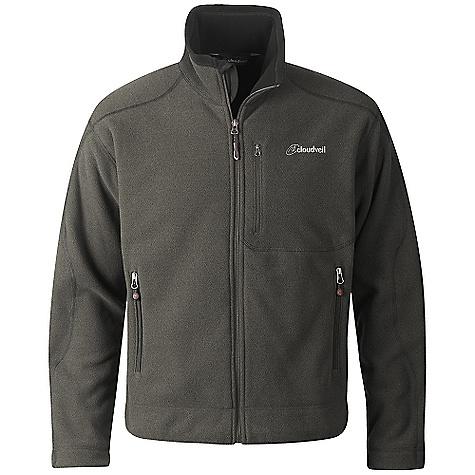 photo: Cloudveil Gridlock Jacket fleece jacket