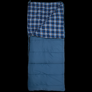 photo: ALPS Mountaineering Camper Flannel 45 warm weather synthetic sleeping bag