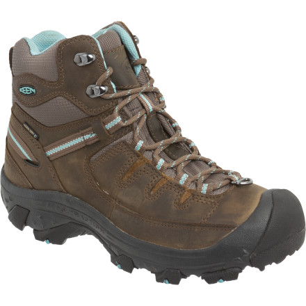 photo: Keen Women's Delta hiking boot