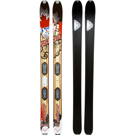 photo: Dynafit Stoke alpine touring/telemark ski