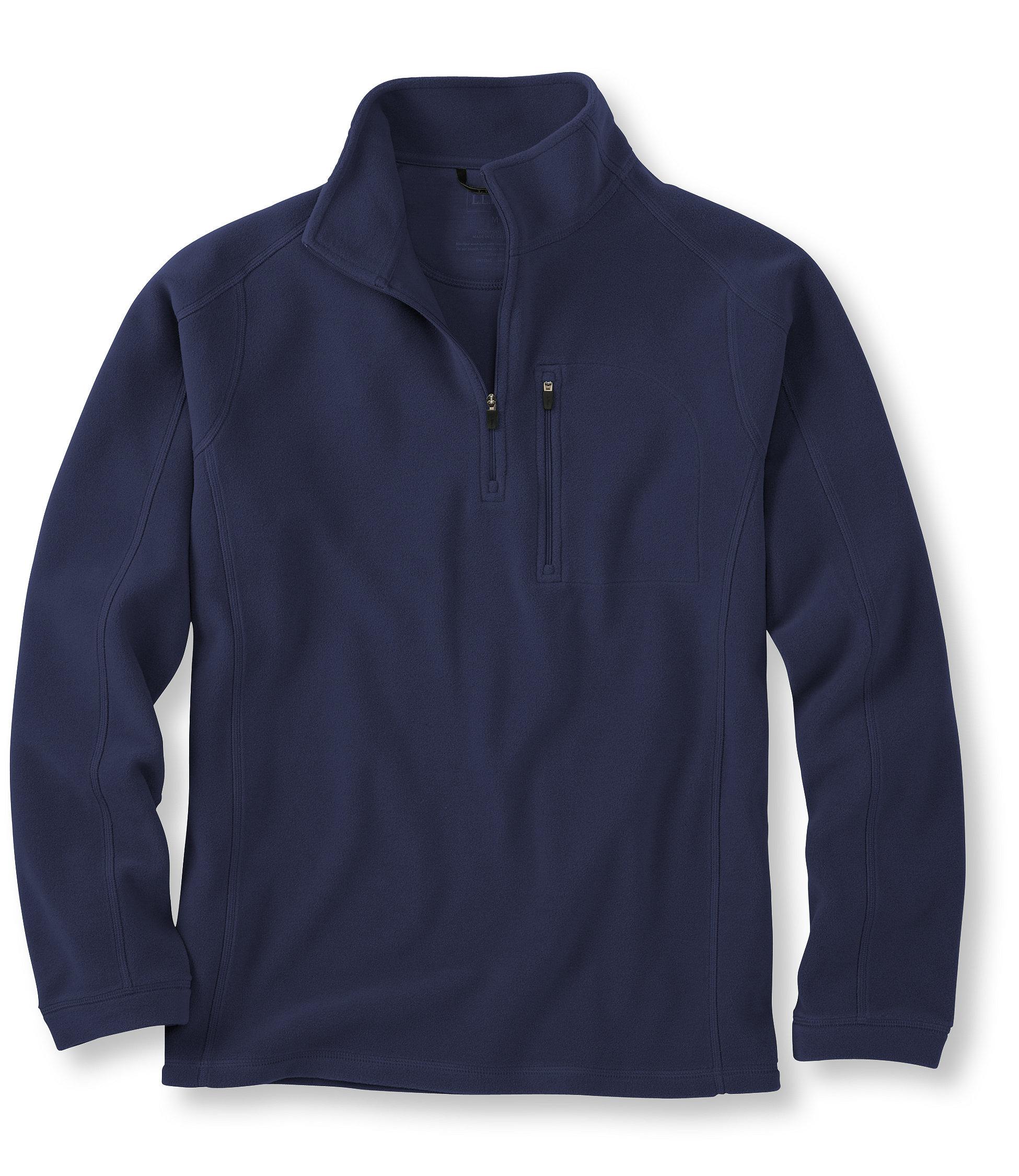 L.L.Bean Quarter-Zip Fitness Fleece