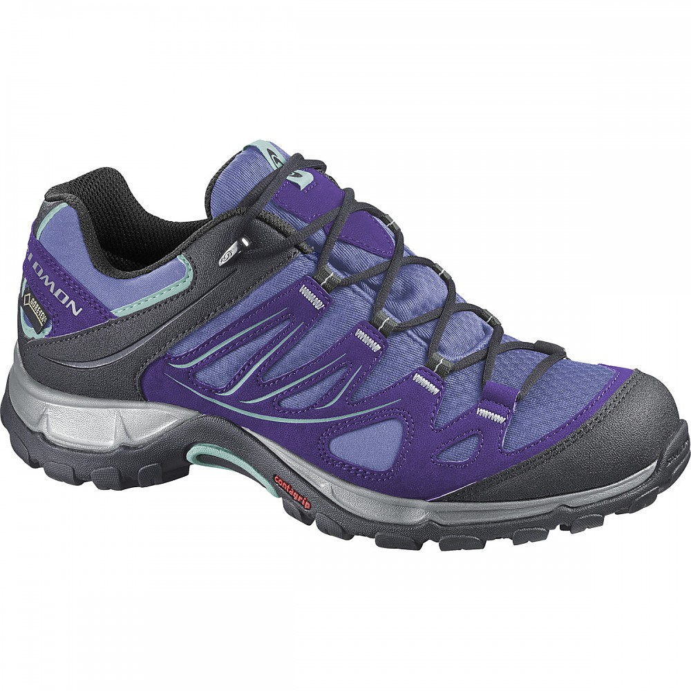 photo: Salomon Ellipse GTX trail shoe