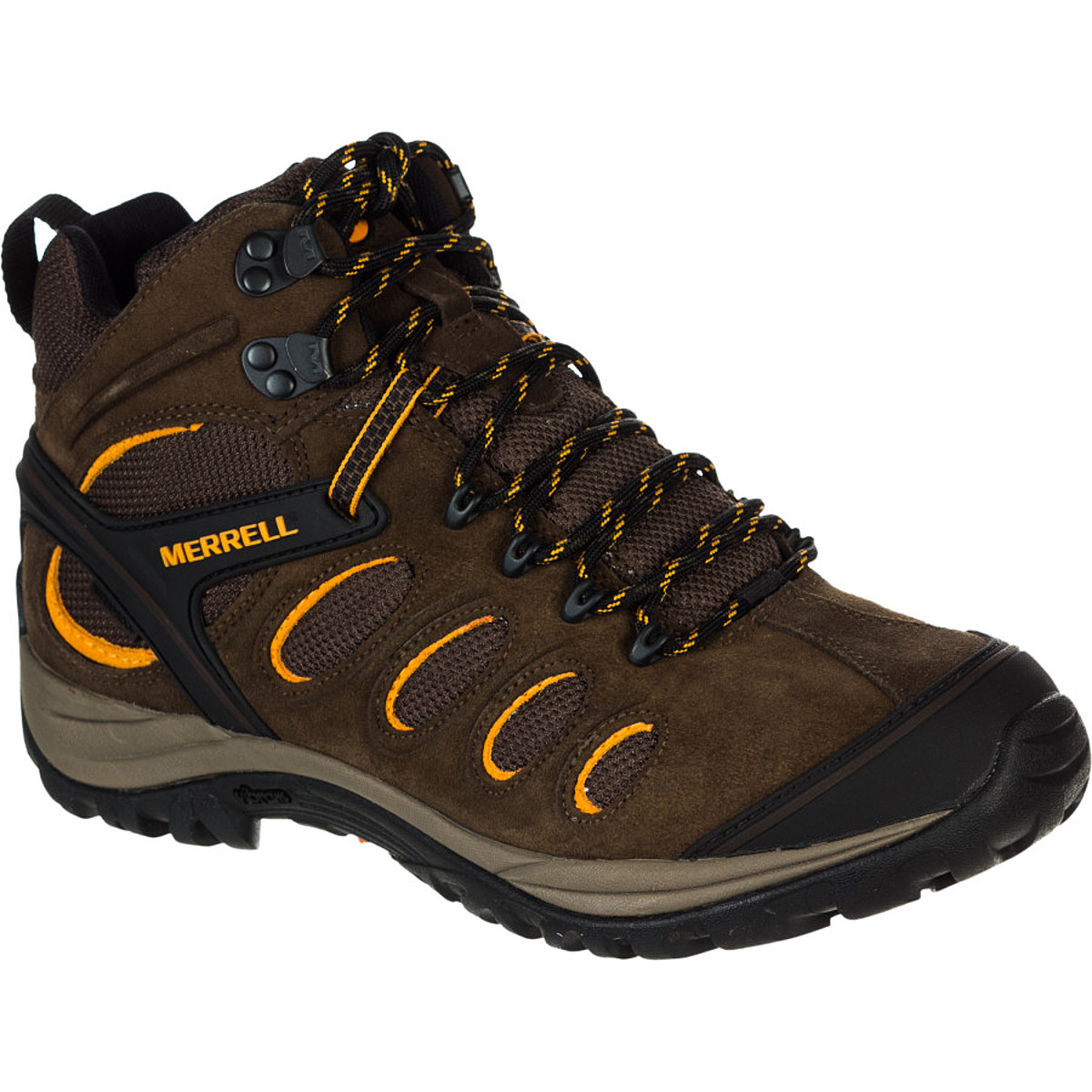 photo: Merrell Chameleon 5 Mid Ventilator WTPF hiking boot