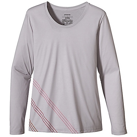 photo: Patagonia Women's L/S Polarized Tee long sleeve performance top