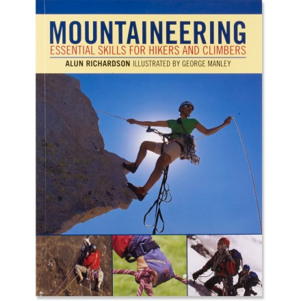 Skyhorse Publishing Mountaineering - Essential Skills for Hikers and Climbers