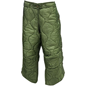 photo of a U.S. Military outdoor clothing product