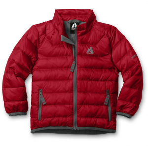 photo: Eddie Bauer Boys' First Ascent Downlight Sweater down insulated jacket
