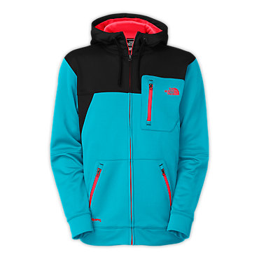 photo: The North Face Spineology Hoodie fleece jacket