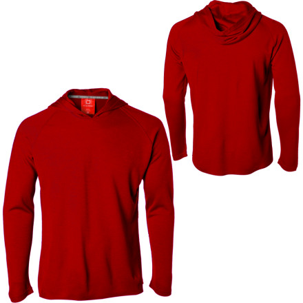 photo: I/O Merino Signature Hoodigan fleece top