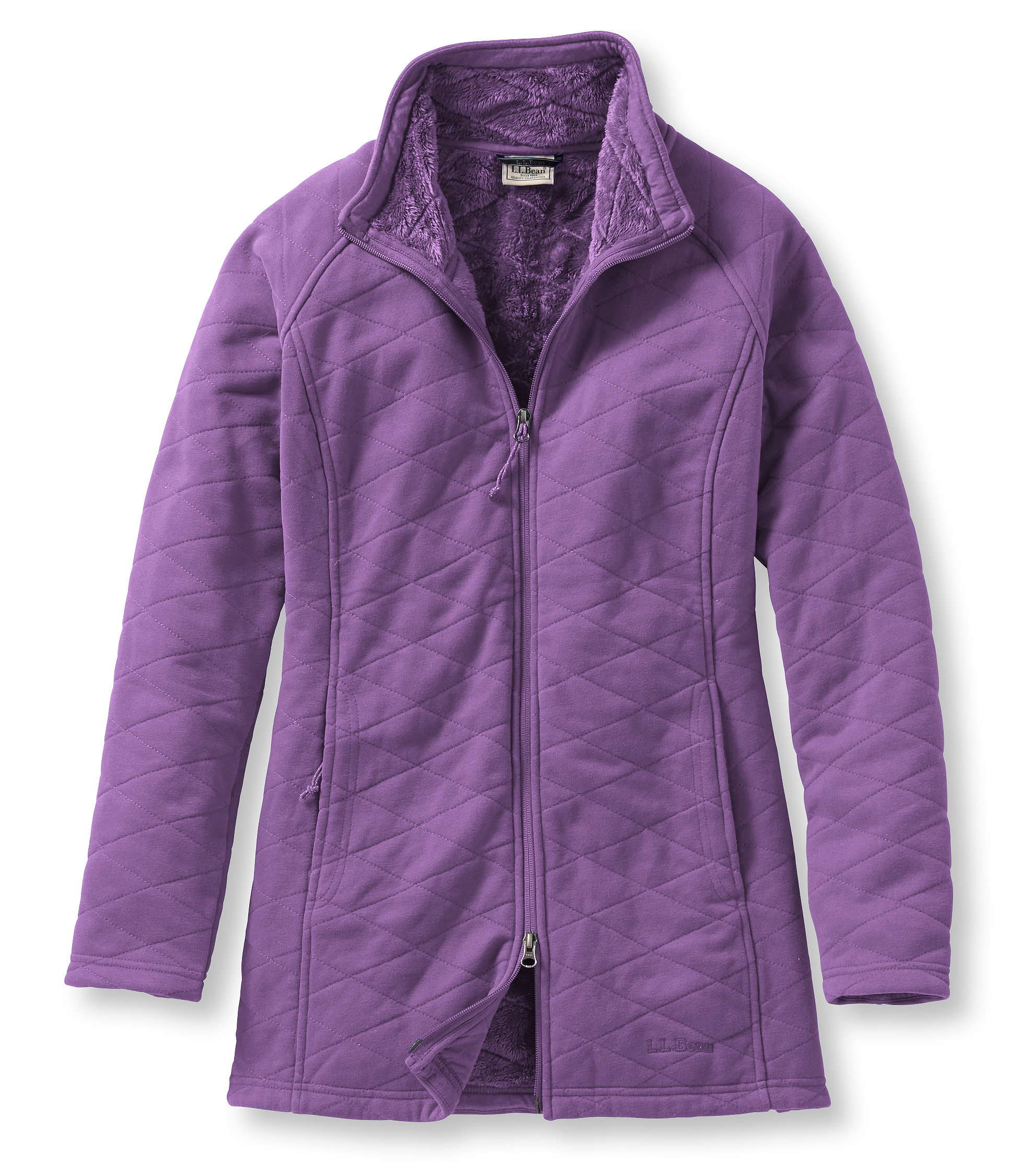 L.L.Bean Comfy Cozy Fleece Jacket