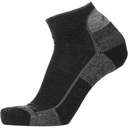 photo: Darn Tough Merino 1/4 Sock Cushion running sock