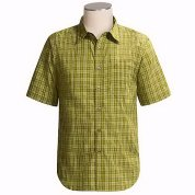 photo: Columbia Cedar Rock Shirt hiking shirt