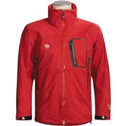 photo: Mountain Hardwear Terra Shell Jacket waterproof jacket