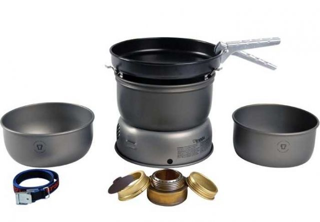 Alcohol Stoves