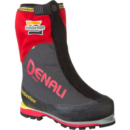 photo: Zamberlan 6000 Denali RR mountaineering boot