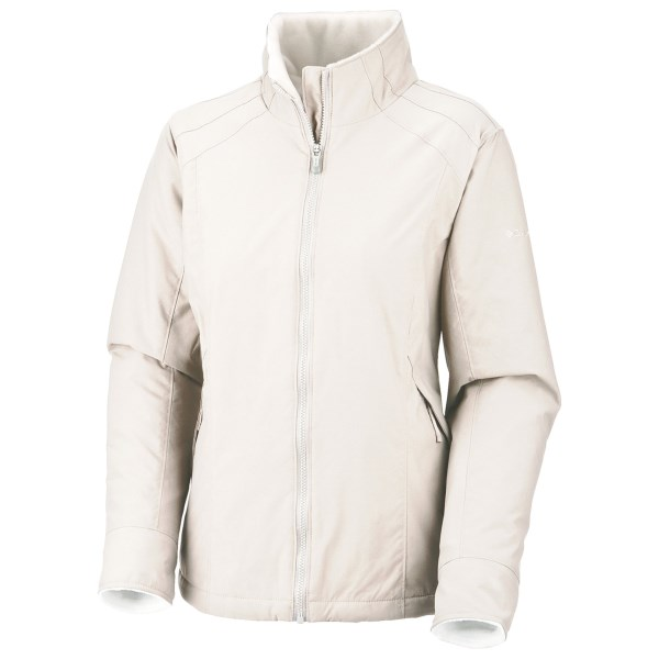 photo: Columbia Cliff Hanger Jacket synthetic insulated jacket