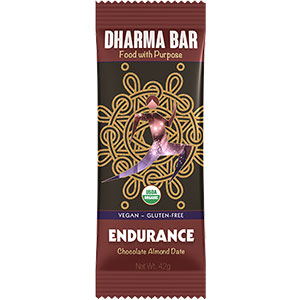 photo: Dharma Bars Endurance Bars nutrition bar