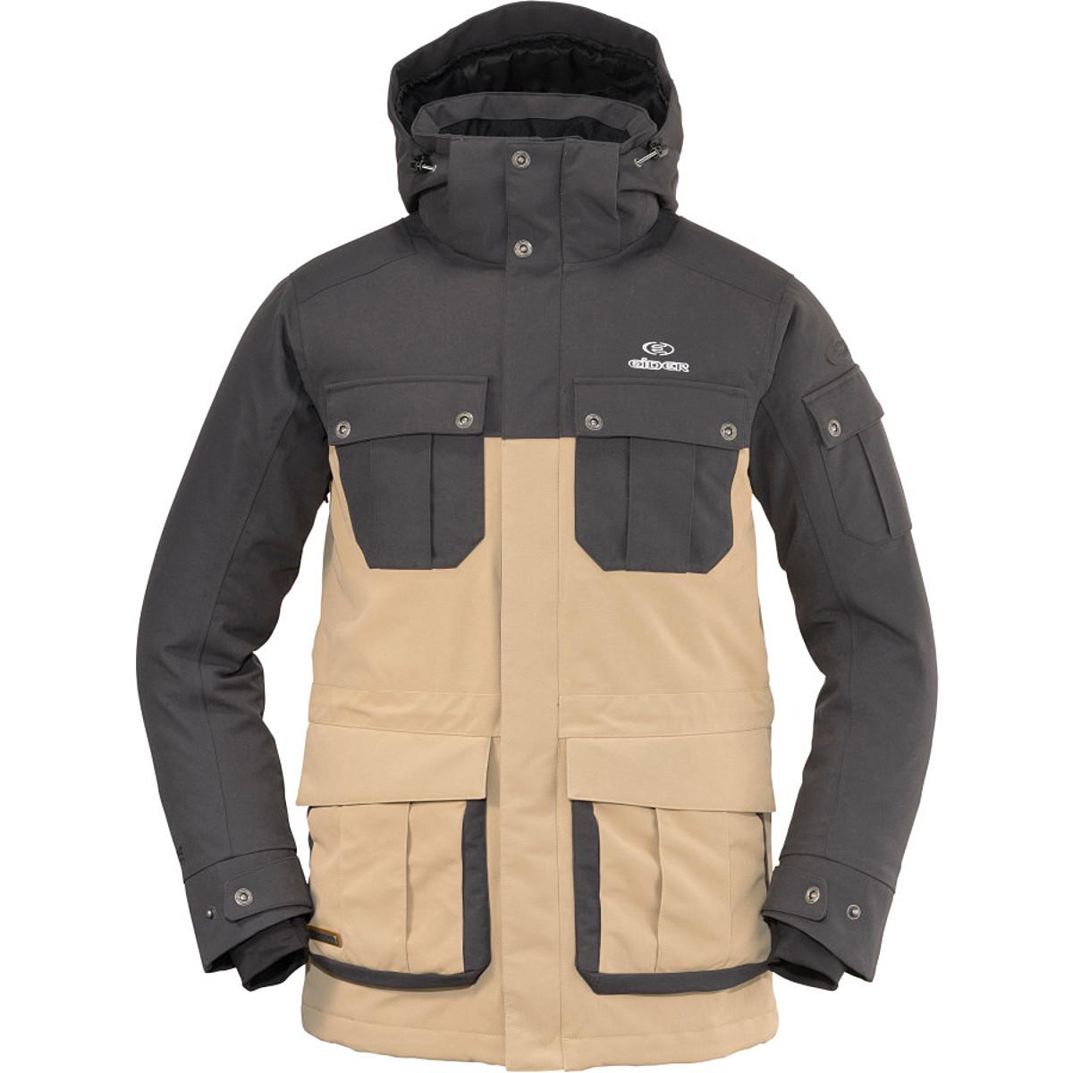 photo: Eider Kanda Parka snowsport jacket