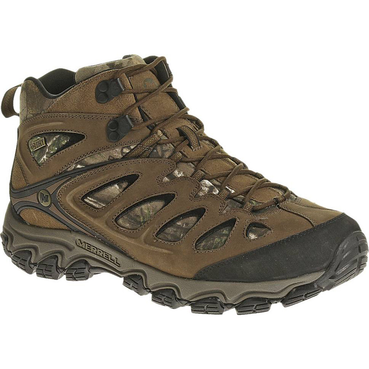 photo: Merrell Pulsate Camo Mid Waterproof hiking boot