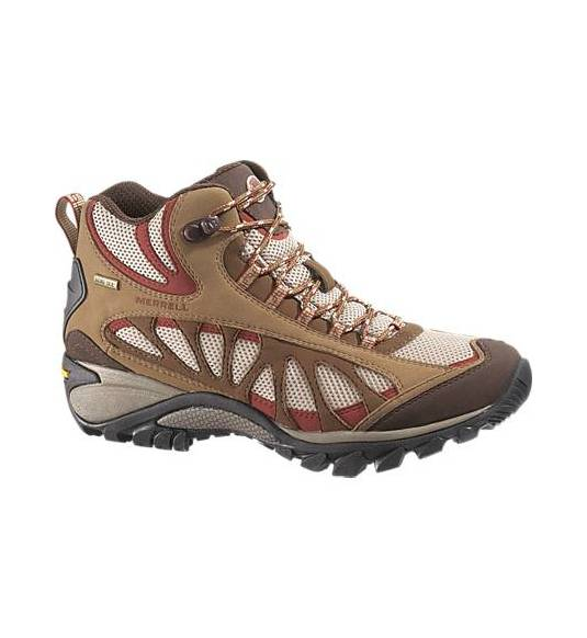 photo: Merrell Siren Ventilator Mid Gore-Tex XCR hiking boot