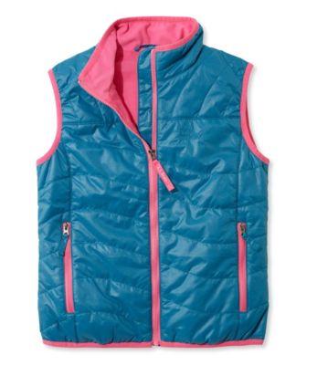 L.L.Bean Puff-N-Stuff Vest