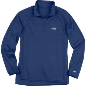 photo: The North Face El Cap Peak 1/4 Zip long sleeve performance top