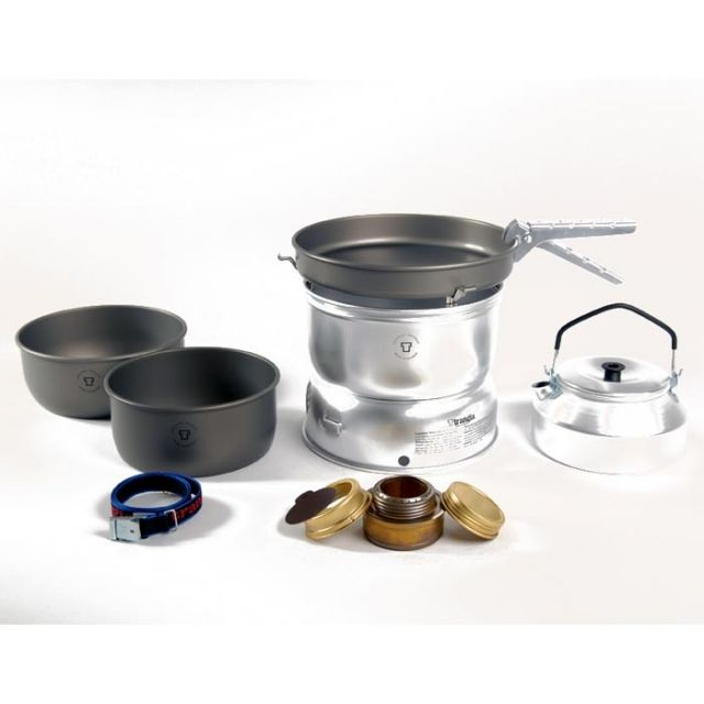 photo: Trangia 27-8 UL/HA alcohol stove