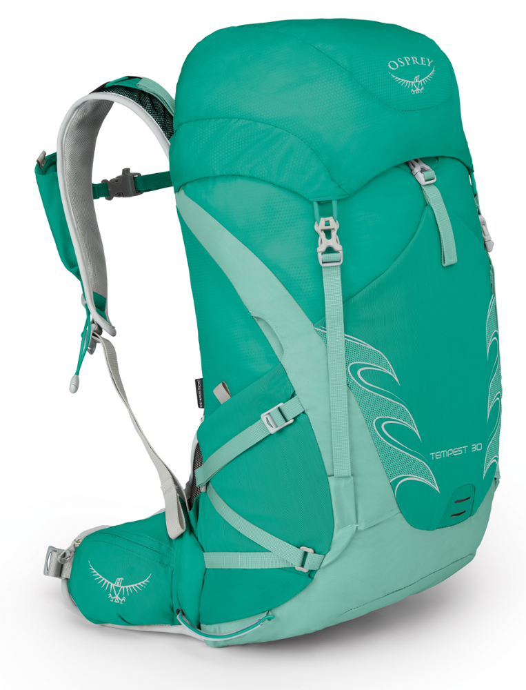 photo: Osprey Tempest 30 daypack (under 2,000 cu in)