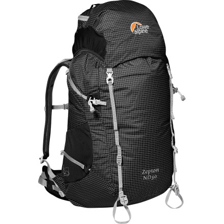 photo: Lowe Alpine Zepton ND50 weekend pack (3,000 - 4,499 cu in)