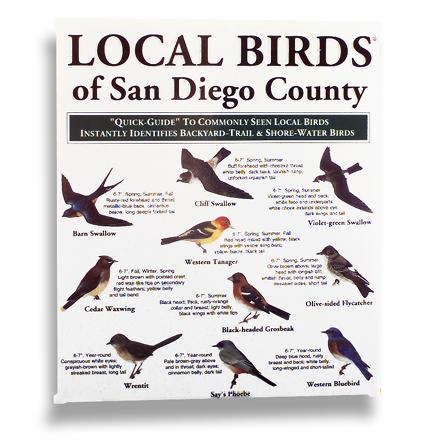 photo of a Local Birds plant/animal identification guide