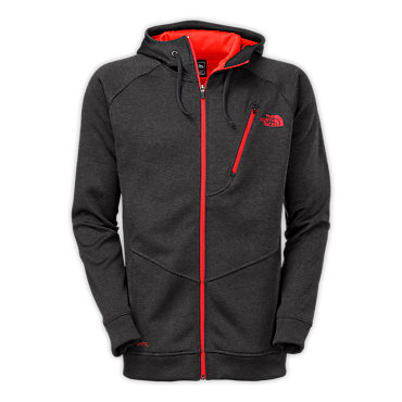 photo: The North Face Men's Cymbiant Hoodie soft shell jacket