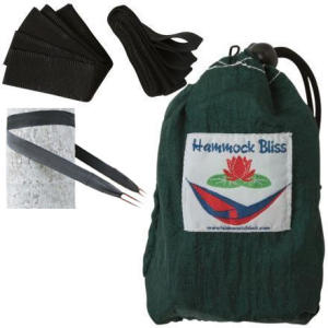 Hammock Bliss  Tree Straps