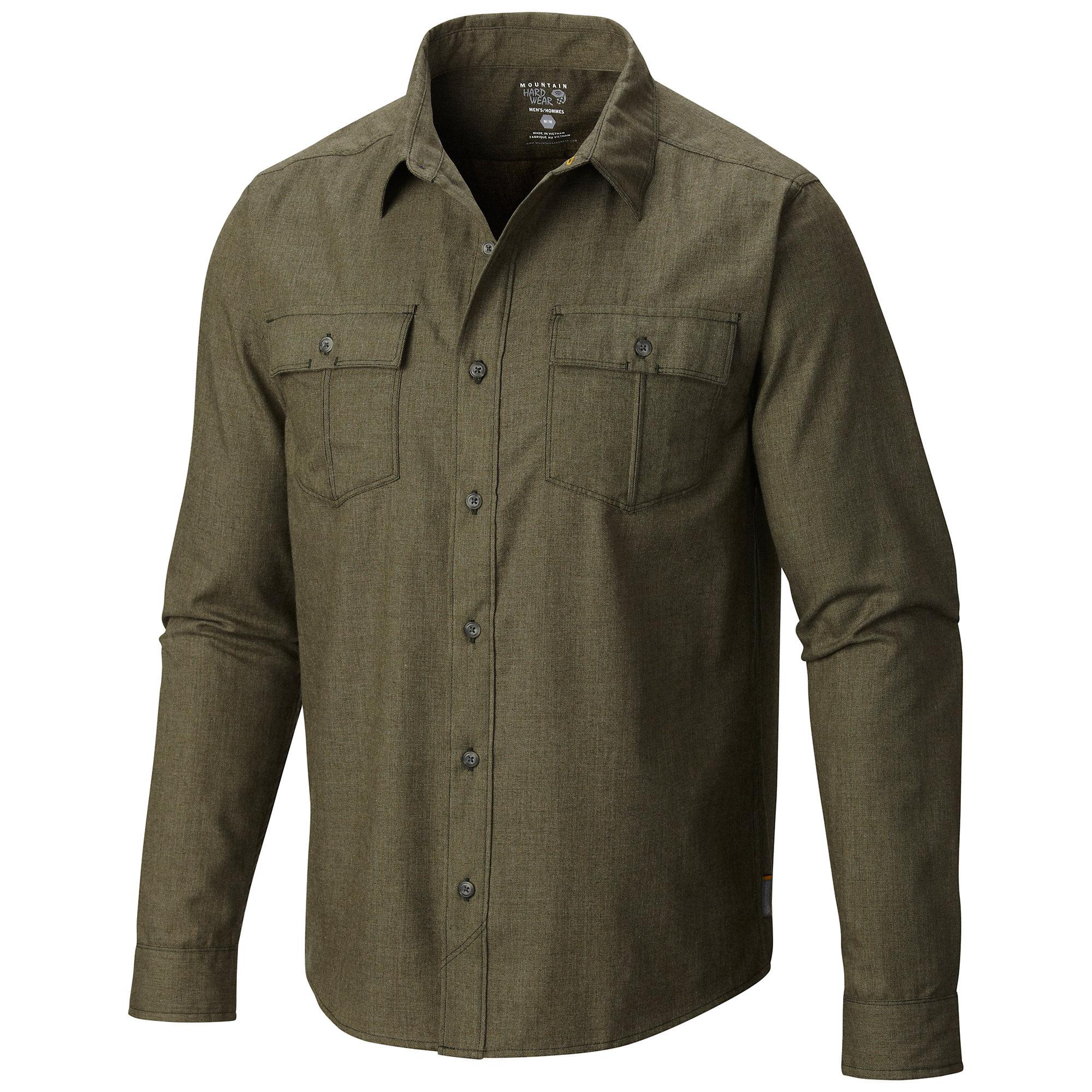 Mountain Hardwear Frequentor Flannel Long Sleeve Shirt