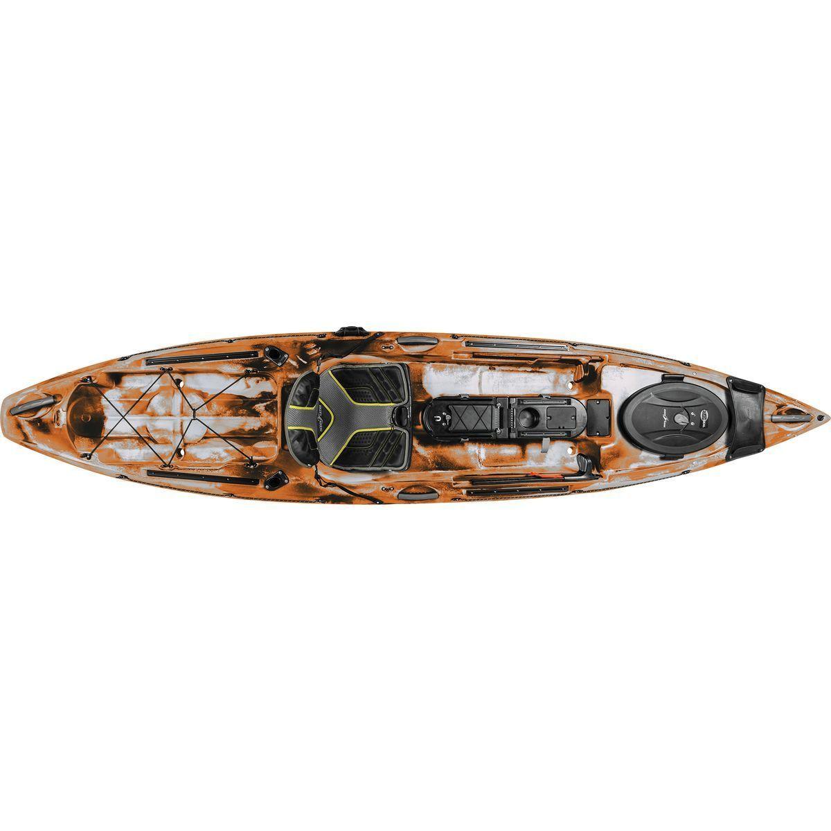 photo: Ocean Kayak Trident 11 Angler fishing kayak