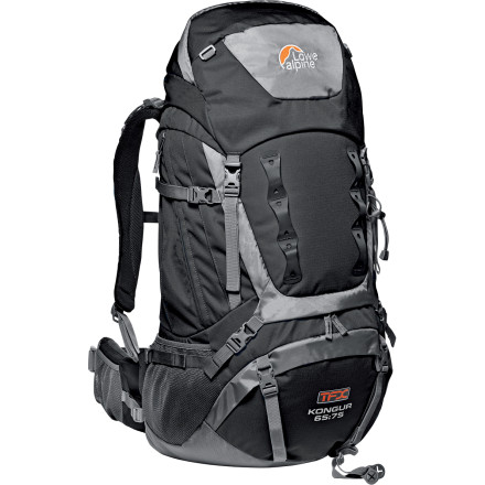 photo: Lowe Alpine TFX Kongur 65:75 weekend pack (3,000 - 4,499 cu in)