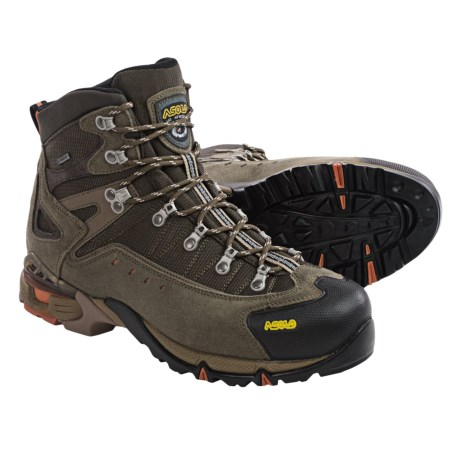 photo: Asolo Flame GTX hiking boot