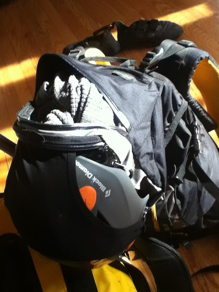 photo: Millet Radikal 32 daypack (under 35l)