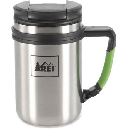 REI Vacuum Clip Mug