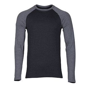 photo: Ridge Merino Inversion Heavyweight Crew base layer top