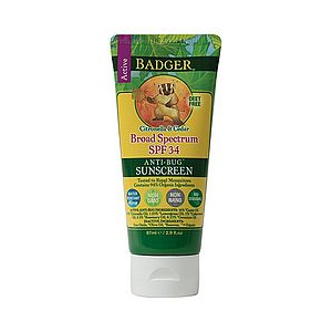 Badger SPF 30 Anti-Bug Sunscreen