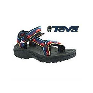 photo: Teva Men's Hurricane sport sandal