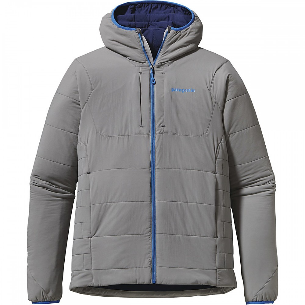 photo: Patagonia Nano-Air Hoody synthetic insulated jacket