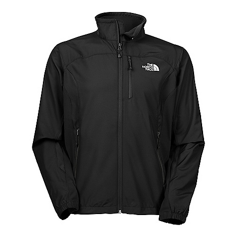 photo: The North Face Amp Hybrid Jacket soft shell jacket