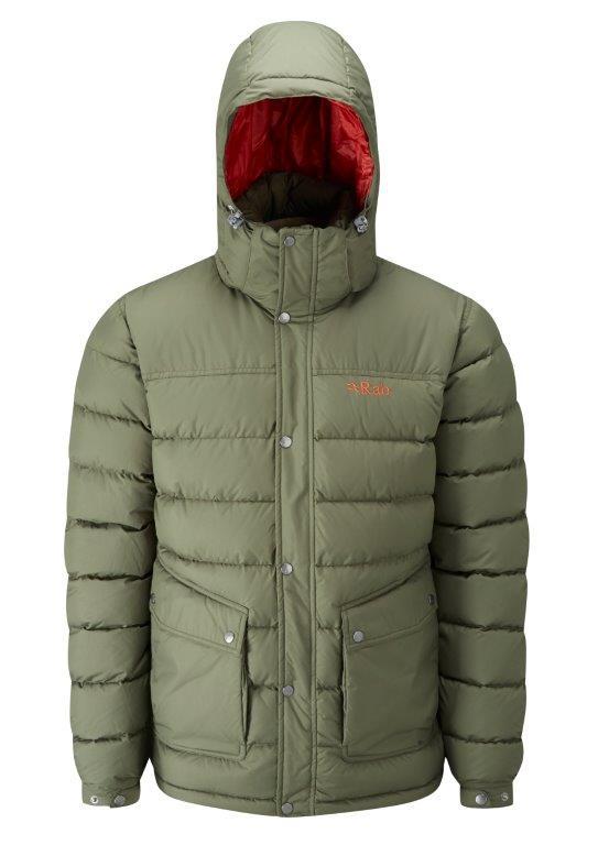 photo: Rab Sanctuary Jacket down insulated jacket