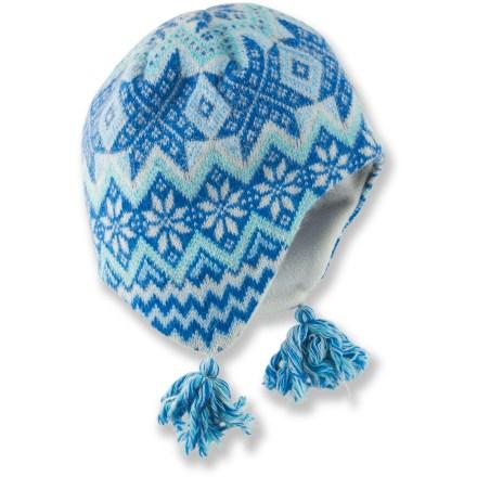 REI Fair Isle Peruvian Hat